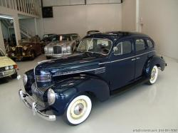 Chrysler Windsor 1939 #7