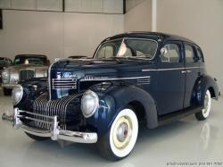 Chrysler Windsor 1939 #12