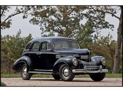 Chrysler Windsor 1939 #14