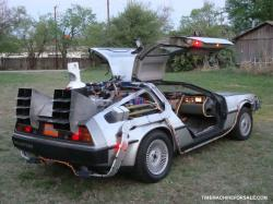 Delorean #9