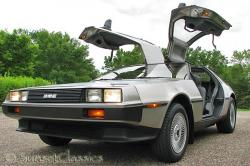 Delorean DMC-12 1982 #13