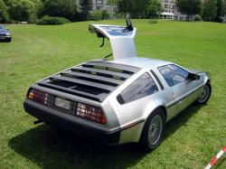 Delorean DMC-12 1982 #9