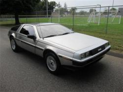 Delorean DMC-12 1983 #13