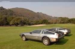 Delorean DMC-12 1983 #9