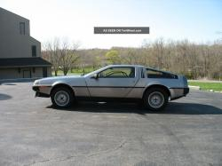 Delorean DMC-12 1983 #11