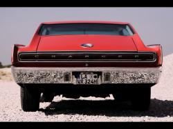 Dodge Charger 1967 #8