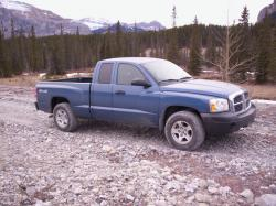 Dodge Dakota 2005 #10