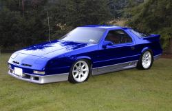 Dodge Daytona 1988 #6
