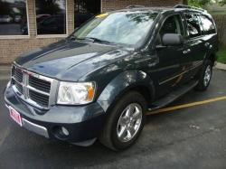 Dodge Durango Limited HEV #7