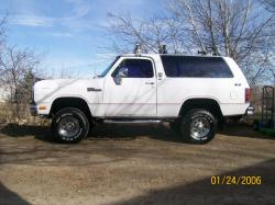 Dodge Ramcharger 150 LE #12