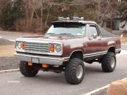 Dodge Ramcharger #14