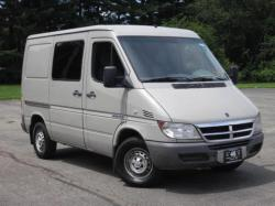 Dodge Sprinter 2500 High Ceiling 118 WB #9