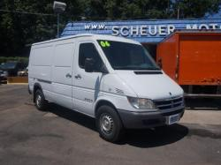 Dodge Sprinter 2500 High Roof 140 WB #28