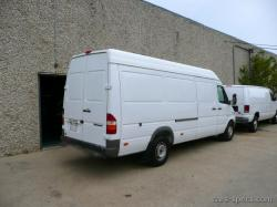 Dodge Sprinter 2500 SH Ceiling 140 WB #14