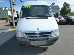Dodge Sprinter Cargo 3500 High Ceiling 140 WB #15