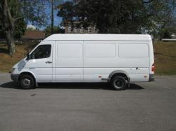 Dodge Sprinter Cargo 3500 High Roof 158 WB #6