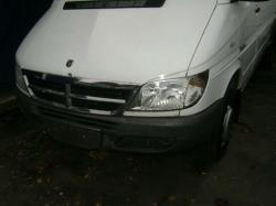 Dodge Sprinter Cargo 3500 SH Ceiling 140 WB #8