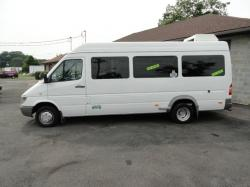 Dodge Sprinter Cargo 3500 SH Ceiling 158 WB #9