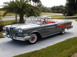 Edsel Citation #7