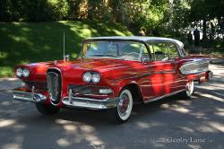 Edsel Citation #9