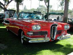 Edsel Pacer 1958 #10