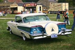Edsel Pacer 1958 #9