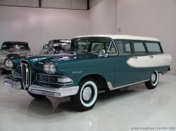 Edsel Villager 1958 #7