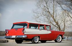 Edsel Villager 1958 #8
