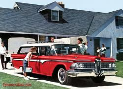 Edsel Villager 1959 #11