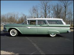 Edsel Villager 1959 #8