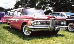 Edsel Villager 1959 #9