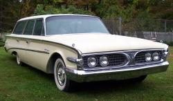 Edsel Villager 1960 #9