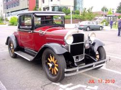Essex Second Series 1928 #11