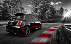 Fiat 2015 Abarth differs significantly #8