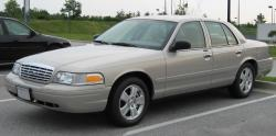 Ford Crown Victoria 2003 #11