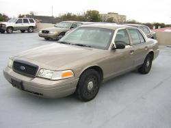Ford Crown Victoria 2003 #12