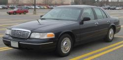 Ford Crown Victoria 2003 #13