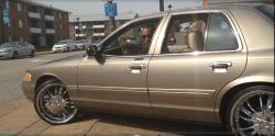 Ford Crown Victoria 2006 #7