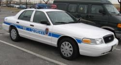 Ford Crown Victoria 2006 #8