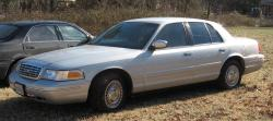 Ford Crown Victoria 2007 #10