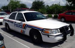 Ford Crown Victoria 2009 #9