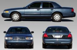 Ford Crown Victoria 2011 #10