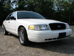 Ford Crown Victoria Commercial Base Fleet LWB #11