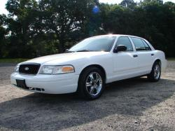 Ford Crown Victoria Commercial Base Fleet LWB #12