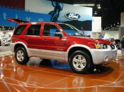 Ford Escape HEV #6