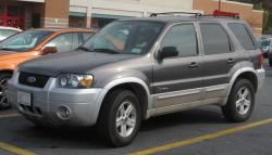 Ford Escape Hybrid 2007 #7