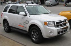 Ford Escape Hybrid 2011 #7