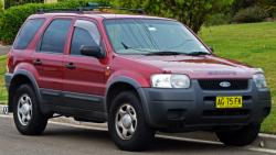 Ford Escape XLS #7