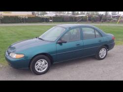 1998 ford escort information and photos momentcar momentcar