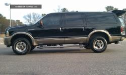 Ford Excursion 2004 #10